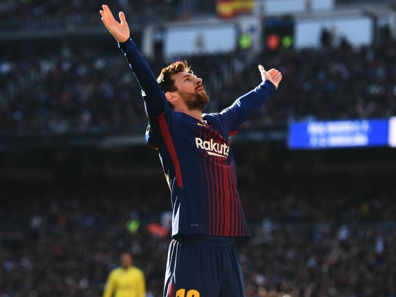 """Барселона"" Месси билан 5 йиллик шартнома борасида келишиб олди"