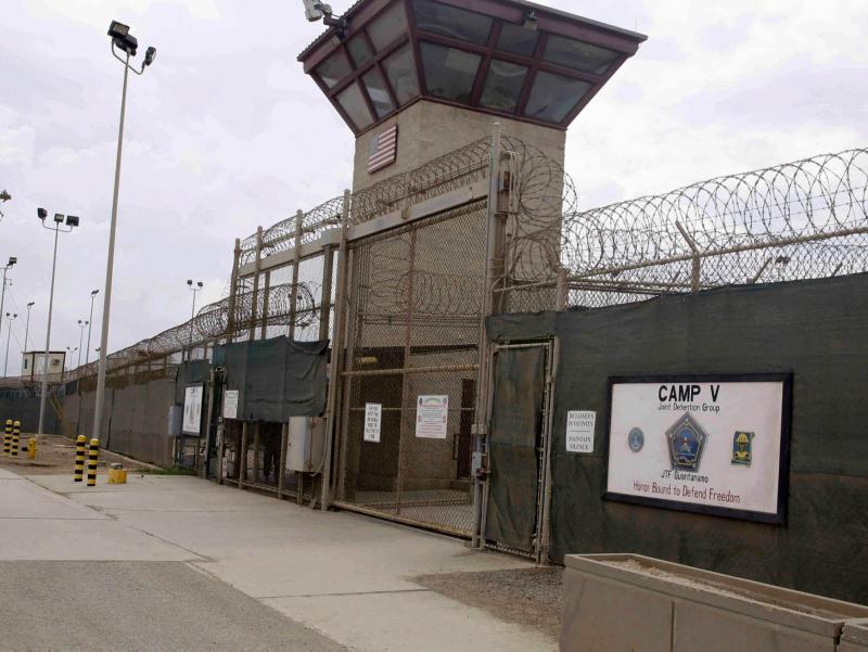 АҚШ Гуантанамо қамоқхонасининг махфий блокини ёпди