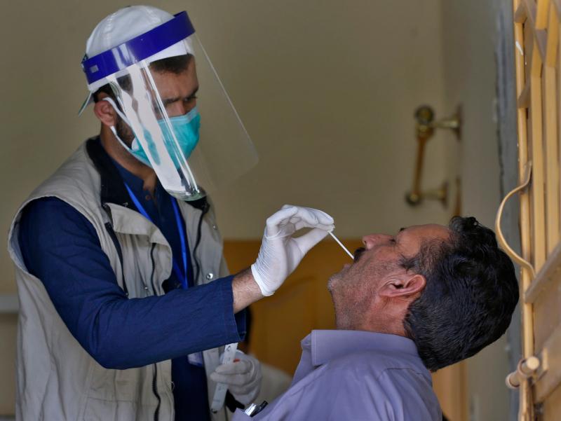 JSST Yaqin Sharqda koronavirusning to'rtinchi to'lqini boshlanganini ma'lum qildi