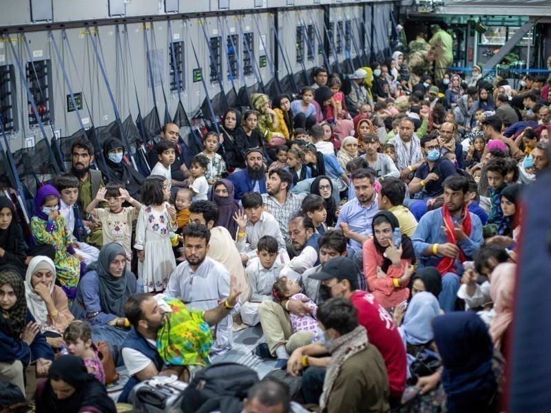 Germaniya Afg'onistondan fuqarolarni evakuatsiya qilishni to'xtatdi
