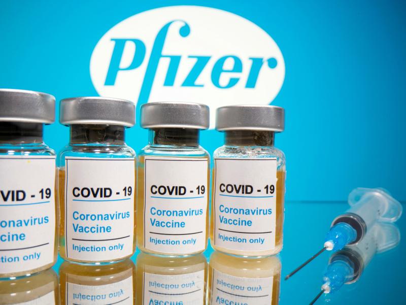 Коронавирусга қарши Pfizer вакцинаси билан эмланган аёл вафот этди