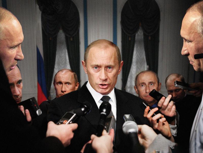 Kim o'zi u Putin janoblari? Xaloskor yoki diktator, balki Amerikaning qo'g'irchog'idir? (2-qism)