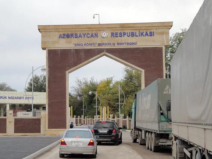 Ozarbayjon Gruziya bilan chegara bo'yicha kelishib olmoqchi
