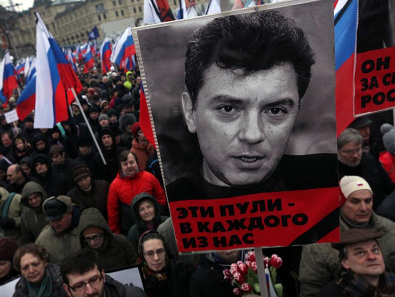 Kreml sirlari: 6 yil avval Putinning ashaddiy raqibi Nemsov o'ldirilgandi