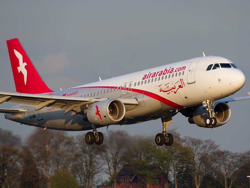 Air Arabia Sharja-Toshkent yo'nalishi bo'yicha ilk reysini amalga oshirdi