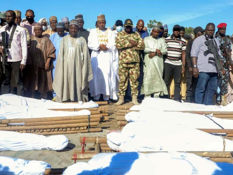 Nigeriyada 200 dan ortiq odam qurolli hujumlar qurboni bo'ldi